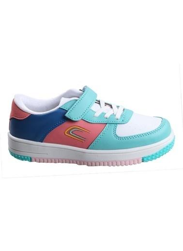 Cool Çok Renkli Kız Çocuk Günlük Spor Ayakkabı Renkli